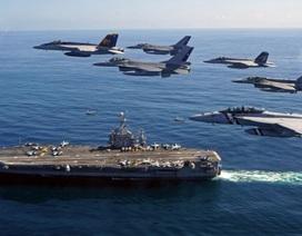 Uy lực 20 tàu sân bay hàng đầu thế giới (2)