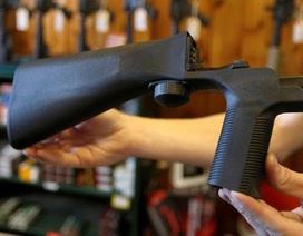 Tổng thống Trump yêu cầu cấm thiết bị độ súng