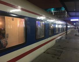 Tổng Công ty Đường sắt lên tiếng về vụ 2 tàu hỏa suýt tông nhau