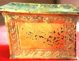 Bài 1: Hộp đựng xá lị Phật duy nhất tìm thấy ở Việt Nam