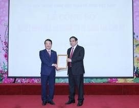 Mặt trận Tổ quốc Việt Nam có Phó Chủ tịch - Tổng thư ký mới