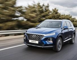 Hyundai Santa Fe thế hệ mới chính thức trình làng, giá chưa đến 600 triệu đồng