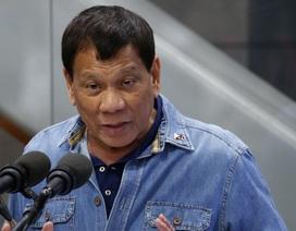 Tổng thống Philippines muốn đưa binh sĩ tới Trung Quốc huấn luyện
