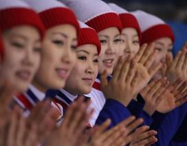 Cổ động viên Triều Tiên bị nhắc nhở vì cổ vũ nhầm cho người Mỹ