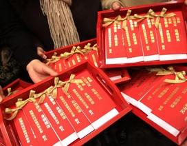 """Quan chức Trung Quốc mất việc vì nhận lì xì """"khủng"""""""