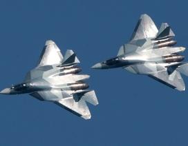 """Vì sao Nga điều siêu máy bay chiến đấu Su-57 tới """"chảo lửa"""" Syria?"""