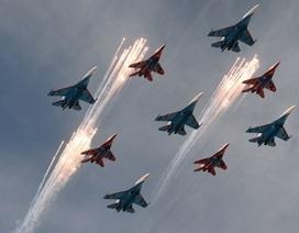 """Nga """"thử lửa"""" hơn 200 vũ khí mới ở Syria"""