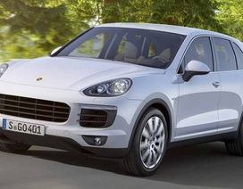 Porsche ngừng sản xuất xe động cơ diesel