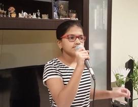 Cô bé 12 tuổi hát 102 thứ tiếng trong buổi hòa nhạc dài hơn 6 tiếng đồng hồ