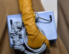 BST túi sành điệu từ tuần lễ thời trang London