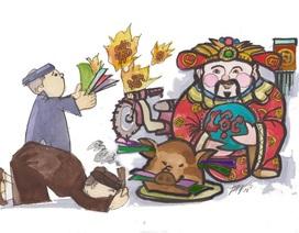 Thần thánh hóa từ con cá tới cục đá: Đừng biến tín ngưỡng thành mê tín, mông muội!