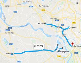 Vingroup và T&T được lập đề xuất dự án đường sắt đô thị Hà Nội