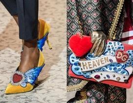 Phụ trang ấn tượng tại tuần lễ thời trang Milan