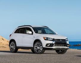 Mitsubishi mở 3 đợt triệu hồi xe Outlander chỉ trong một tháng