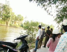 Phát hiện thi thể người đàn ông trôi trên sông
