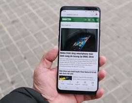 Galaxy S9 chính hãng có giá 19,9 triệu đồng, bán ra từ ngày 16/3