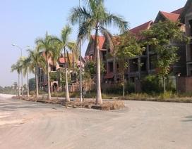 Hà Nội: Xử lý kết luận thanh tra về khu chung cư, biệt thự Quang Minh