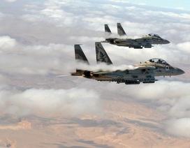 Máy bay chiến đấu Israel bị bắn rơi ở Syria do lỗi phi công