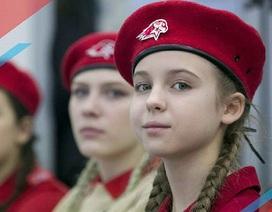 Vẻ đẹp hút hồn của những thiếu sinh quân Nga
