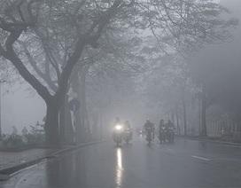 Khi nào miền Bắc chấm dứt hiện tượng nồm ẩm?