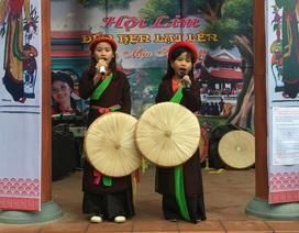 Sôi động lễ Hội vùng Lim