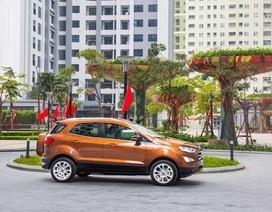 Ford EcoSport 2018 hiệu năng vượt trội