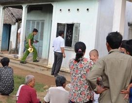 Tạm giữ chàng rể phóng hỏa đốt nhà cha vợ làm 3 người nhập viện