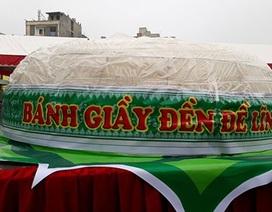Thanh Hoá chính thức bác ý tưởng dâng bánh dày 3 tấn lên Vua Hùng