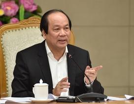 """Bộ trưởng Mai Tiến Dũng: Các Bộ không được cài cắm câu chữ để """"bẫy"""" doanh nghiệp"""