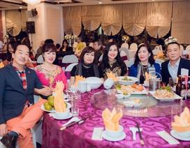 Hoa hậu Doanh nhân Trần Huyền Nhung hội ngộ các doanh nhân Việt kiều Đức