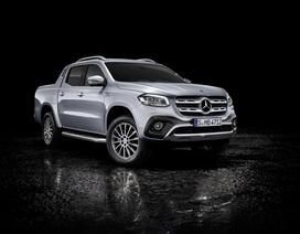 Mercedes-Benz X-Class thêm phiên bản động cơ V6