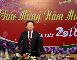 Bộ trưởng TN-MT hứa giảm bớt phiền hà trong dịch vụ về đất đai
