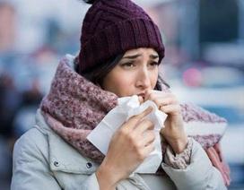 Mọi điều cần biết về cảm lạnh