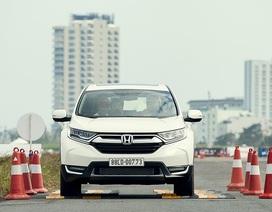 Hơn 700 chiếc Honda CR-V thế hệ mới đã đến tay khách hàng Việt Nam