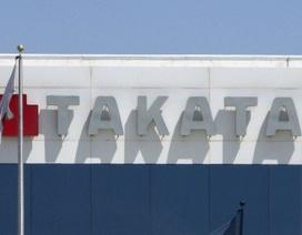 Đã có người thứ 22 tử vong do lỗi túi khí Takata
