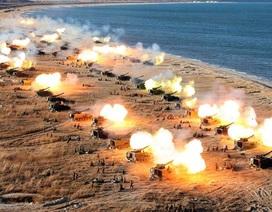 """Mỹ dọa """"xóa sổ"""" Triều Tiên nếu bị tấn công hạt nhân"""