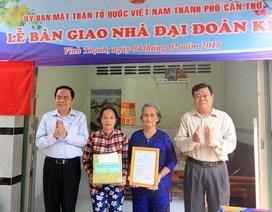 Hộ nghèo, gia đình chính sách tại Cần Thơ nhận quà Tết sớm