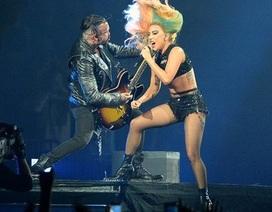 Lady Gaga hủy 10 buổi diễn lớn
