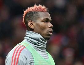 """Vì sao HLV Mourinho """"trảm"""" Paul Pogba?"""