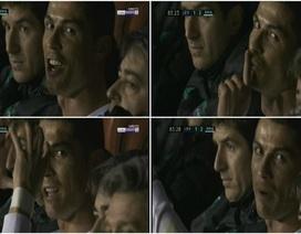 Bị soi mói sau khi rời sân, C.Ronaldo phản ứng mạnh mẽ