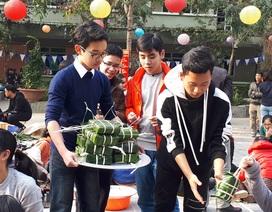 Học sinh trường Lương Thế Vinh mang ước nguyện của thầy Văn Như Cương lên miền núi