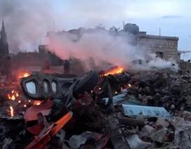 Nga yêu cầu máy bay chiến đấu nâng độ cao sau vụ Su-25 bị bắn rơi