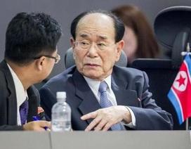 Ẩn ý việc Triều Tiên phái Chủ tịch Quốc hội Kim Yong-nam sang Hàn Quốc
