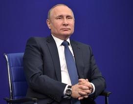 Tổng thống Putin vượt ải tranh cử thứ hai