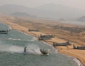 Chuyên gia: Triều Tiên xây dựng căn cứ quân sự gần đảo Hàn Quốc