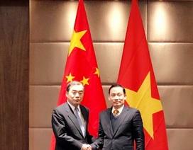 Trung Quốc là đối tác thương mại lớn nhất của Việt Nam