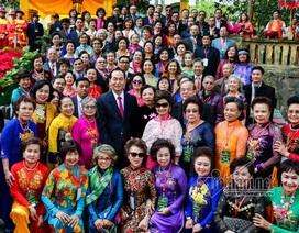 """Chủ tịch nước: """"Tổ quốc luôn chào đón những người con trở về đất Mẹ"""""""