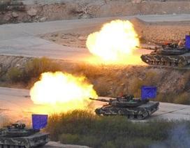 """Triều Tiên cảnh báo kết cục """"thảm khốc"""" nếu Mỹ - Hàn tái diễn tập trận"""