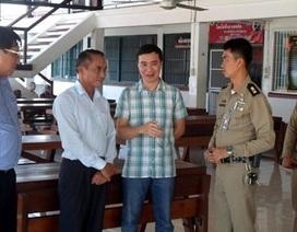 Đại sứ quán Việt Nam tại Thái Lan tặng quà Tết phạm nhân người Việt