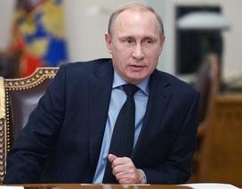 Tiết lộ thu nhập của Tổng thống Putin trong 6 năm qua